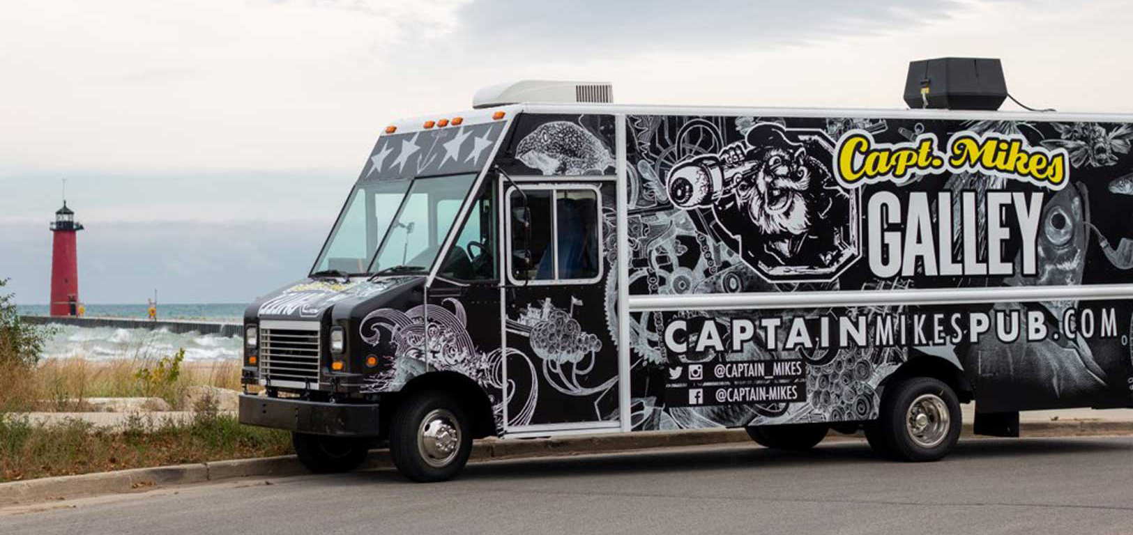 Captain Mike's Food Truck