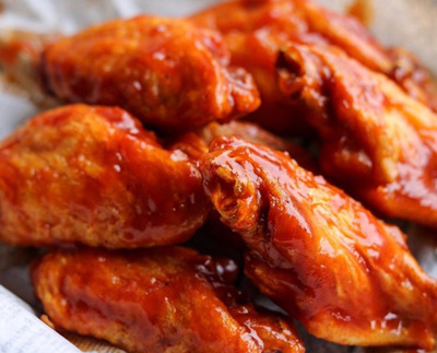 appetizers wings